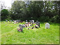SZ1999 : All Saints, Thorney Hill: churchyard (9) by Basher Eyre
