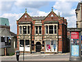 SJ8847 : Hanley - former Mineworkers Union offices by Dave Bevis