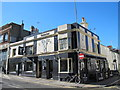 TQ3104 : The Fountain Head, North Road / Cheltenham Place, BN1 by Mike Quinn