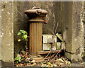 J2285 : Old drinking fountain, Templepatrick (1) : Week 26