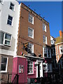 TQ3104 : The Marlborough Hotel, Pavilion Street, BN1 by Mike Quinn