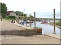 TG0244 : Blakeney Quay by Oliver Dixon