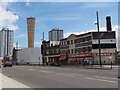 TQ3883 : Stratford High Street by Stephen Craven