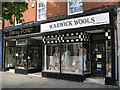 SP2864 : Shopfronts, Market Place by Robin Stott