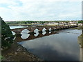 NT9952 : Berwick Bridge, Berwick-Upon-Tweed by Alexander P Kapp