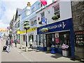 SW4730 : Cancer Research UK Shop, Penzance by Roy Hughes