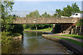 SJ8648 : Bridge 123, Trent & Mersey Canal by Stephen McKay