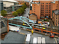 SJ8397 : Metrolink, Great Bridgewater Street by David Dixon