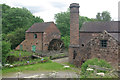 SJ9752 : Cheddleton Flint Mill by Stephen McKay