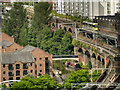 SJ8397 : Castlefield by David Dixon