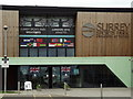 SU9749 : Surrey Sports Park Welcomes ..... by Colin Smith
