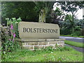 SK2796 : Bolsterstone by Dave Pickersgill