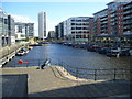 SE3032 : Clarence Dock,Leeds by Joan Murfitt