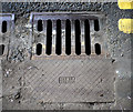 J3170 : Rodding access cover, Belfast by Rossographer
