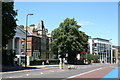 TQ3075 : Clapham:  Clapham Road by Dr Neil Clifton