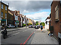 TQ3072 : Streatham:  Mount Ephraim Road by Dr Neil Clifton