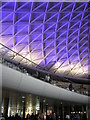 TQ3083 : Kings Cross station: new departure concourse by Christopher Hilton