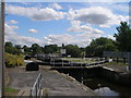 SE3218 : Thornes Lock by John Slater