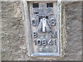 SE1425 : Ordnance Survey  Flush Bracket 10841 by Peter Wood