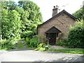 SJ6301 : Farley Crossing Cottage by Christine Johnstone