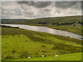 SD9909 : Castleshaw Lower Reservoir by David Dixon