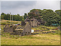 SE0009 : Derelict Farm, Higher Castleshaw by David Dixon