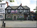 SE4521 : The Blackmoor Head Inn, Pontefract by Ian S