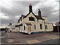 TQ4789 : The Crooked Billet Public House Chadwell Heath by Phil Gaskin