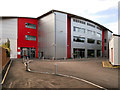 SD3247 : Fleetwood Town FC Stadium by David Dixon