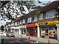 TQ2162 : Ewell West Shops by Colin Smith