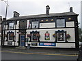 SD6104 : The Lord Nelson public house, Hindley by Ian S