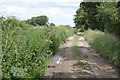 SK8371 : Wheatholme Lane  by Alan Murray-Rust
