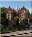 TQ1587 : Old Speech Room and Gallery, Harrow-on-Hill by Julian Osley