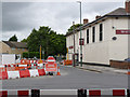 SK5538 : Lenton Lane crossroads by Alan Murray-Rust