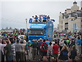 TV6199 : Samsung lorry, Olympic Torch Relay by Oast House Archive
