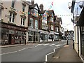 TQ5131 : Crowborough High Street by Paul Gillett