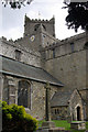 SD3778 : Cartmel Priory by Stephen McKay