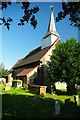 TQ6691 : St Mary The Virgin Little Burstead by Glyn Baker