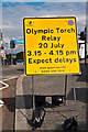 TQ2550 : Expect delays by Ian Capper