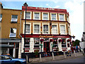 TQ3371 : Gipsy Hill:  The 'Colby Arms' by Dr Neil Clifton