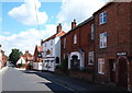 SK7953 : Newark, Notts (Mill Gate) by David Hallam-Jones