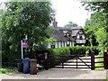 SJ5163 : Brook Cottage, Clotton Hoofield by Jeff Buck
