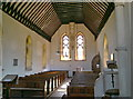 SO6736 : St Michael and All Angels, Little Marcle by Philip Pankhurst