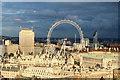 TQ3080 : London Skyline from New Zealand High Commission by Christine Matthews