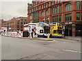 SJ8498 : Manchester, Stevenson Square by David Dixon