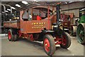 TG3406 : Foden Steam Lorry by Ashley Dace