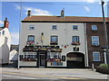 SK7081 : The Black Boy public house, Retford by Ian S