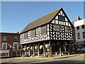 SO7137 : Market House, Ledbury by Philip Pankhurst