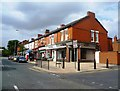 SJ8791 : Parade of Shops - Moorside Road by Anthony Parkes