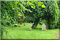 NZ2486 : Bothal Churchyard by Stephen McKay